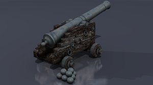 3d cannon century