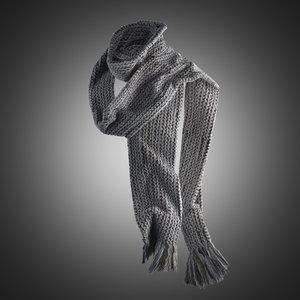 3d model of winter scarf