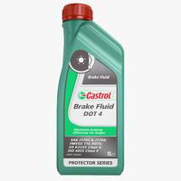3d max castrol brake fluid
