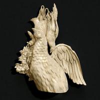 carved 09 3d model