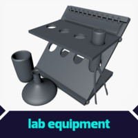 3ds max lab equipment