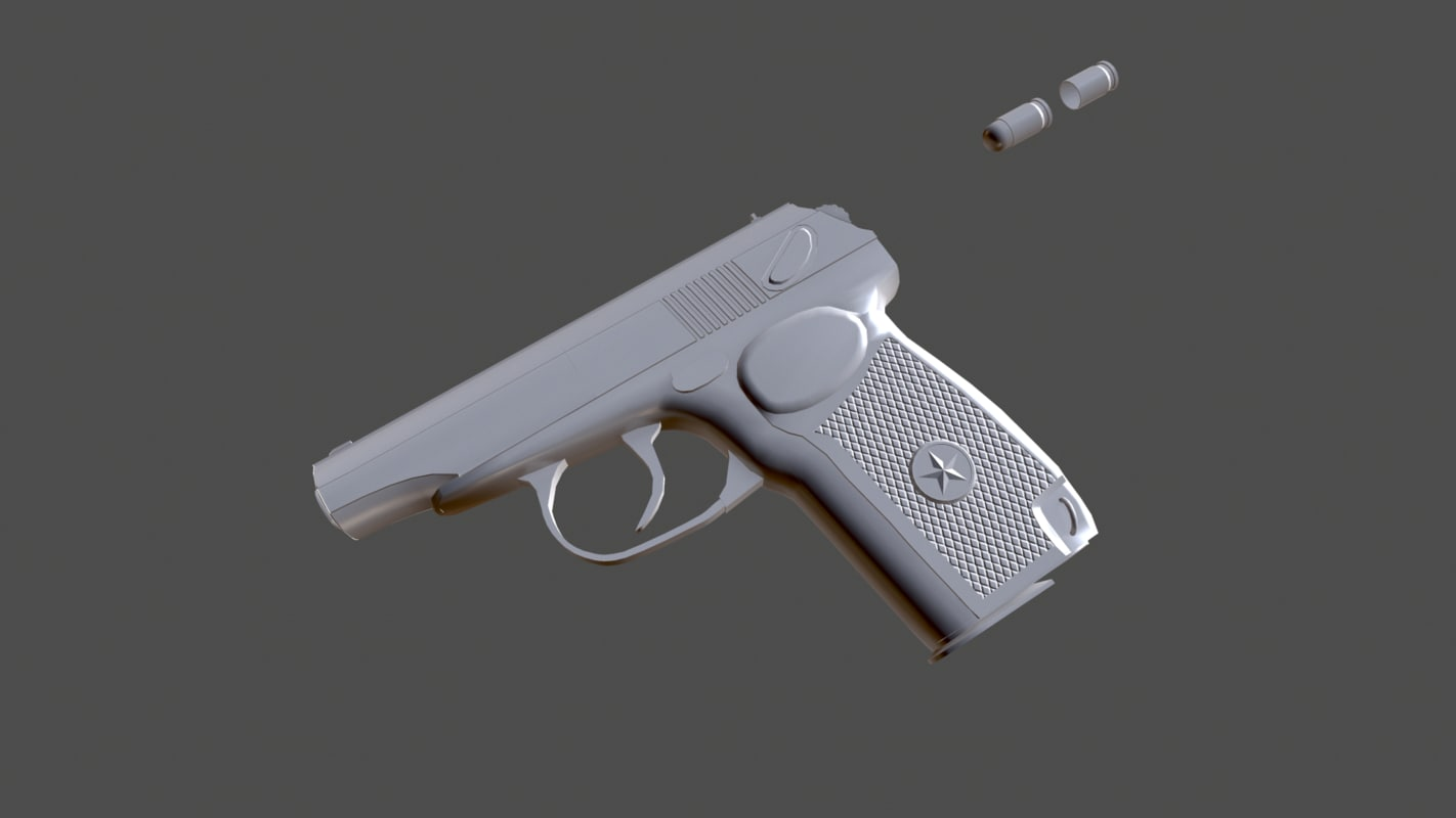 makarov pistol max
