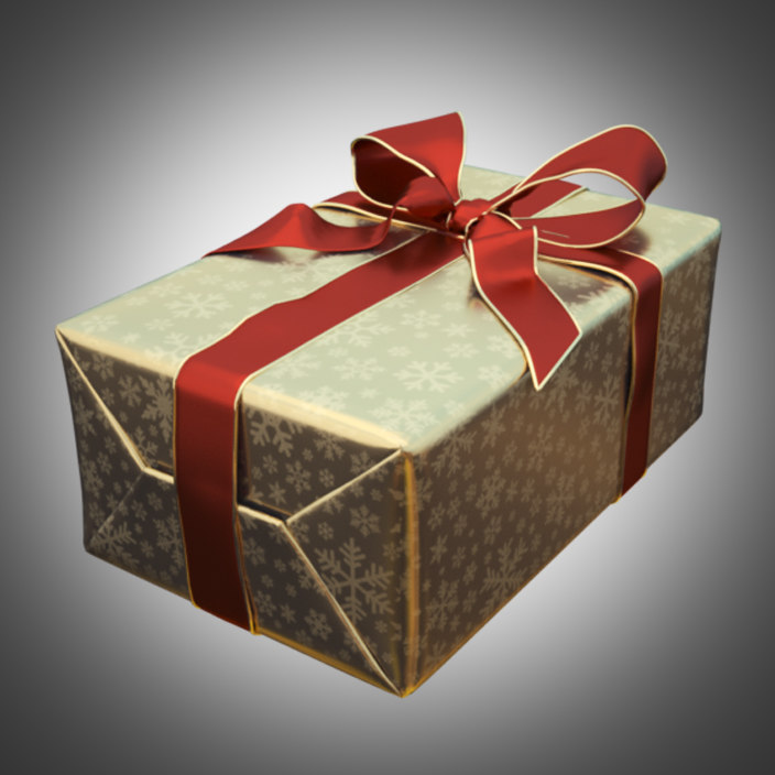 gift 3d max