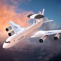 E3 AWACS