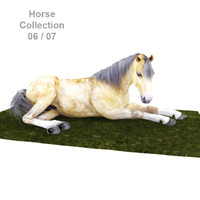 Realistic Horse 06