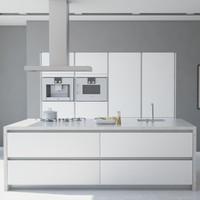 kitchen interior c4d
