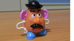 potato head 3d model
