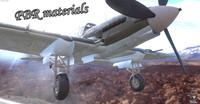 3d aircraft 2 pbr il