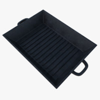 Cast Iron Grill Pan One