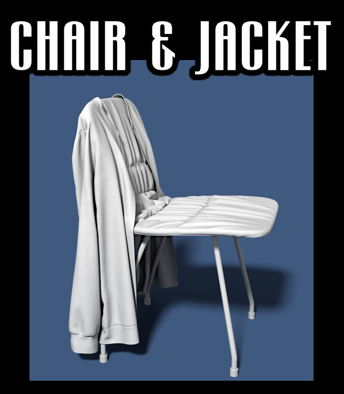 x chair jacket