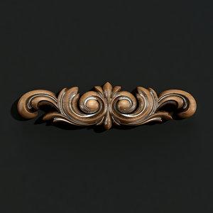 3d carved