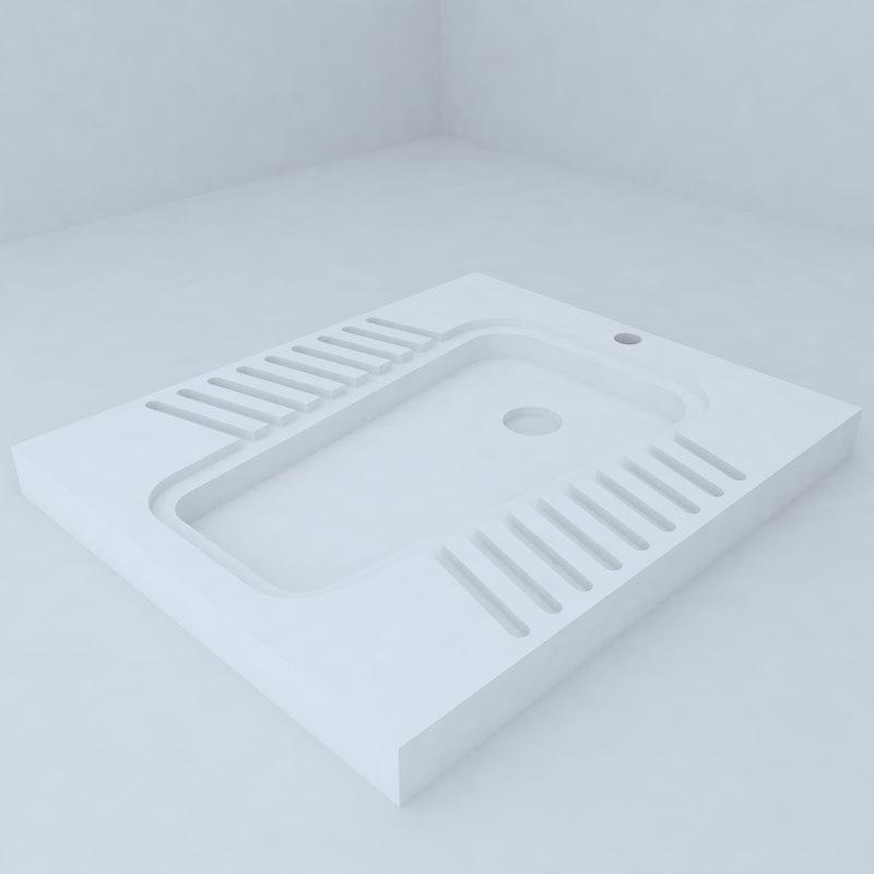 max turkish toilet architectural