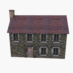 3d house europe