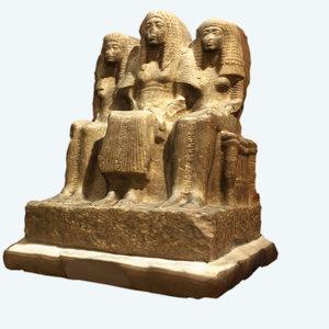 statue amenemheb max