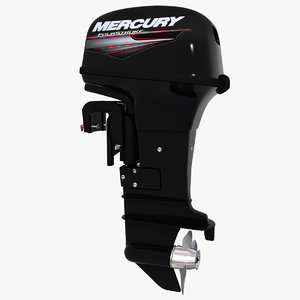 mercury outboard engine max