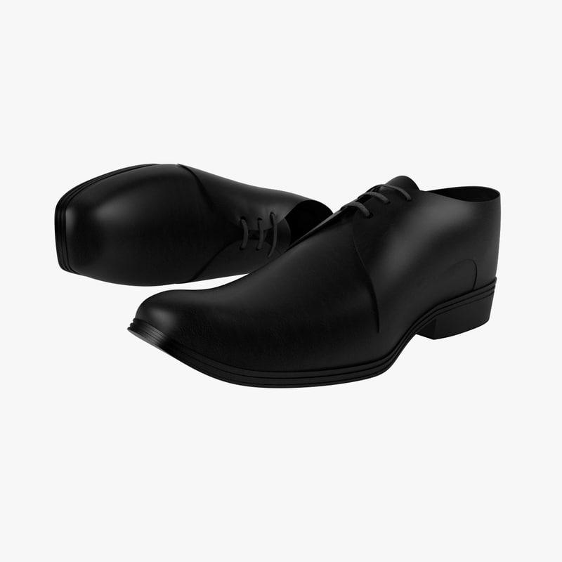 shoe 3d c4d
