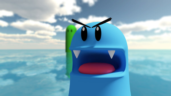 Super Mario Bros Blender Models for Download | TurboSquid