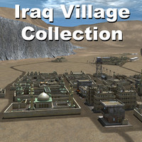 Iraq Village Collection