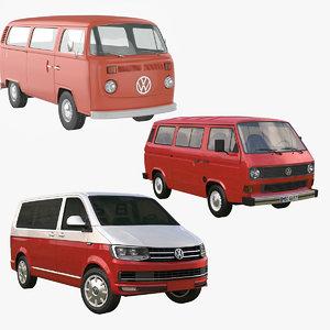 3ds transporter minibus