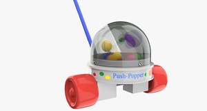 3d push popper