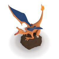 3ds charizard printing