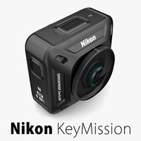 nikon keymission 360 camera 3ds