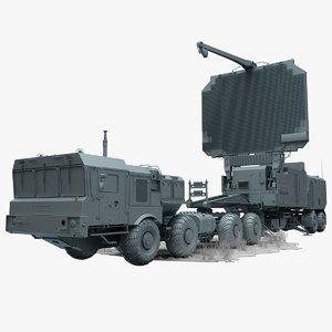 3d s-400 sa-21 growler 91n6e