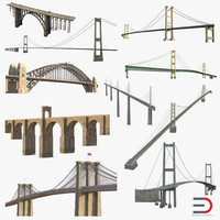 Bridges 3D Models Collection 4