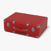 red suitcase 3ds