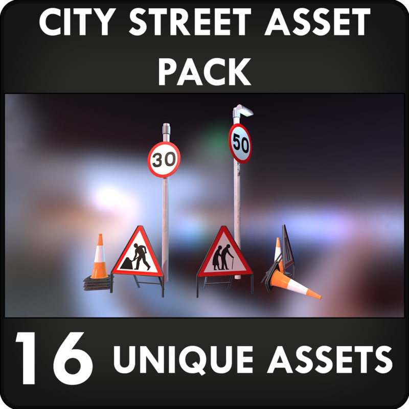 assets 3d obj