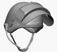 obj helmet russian special forces