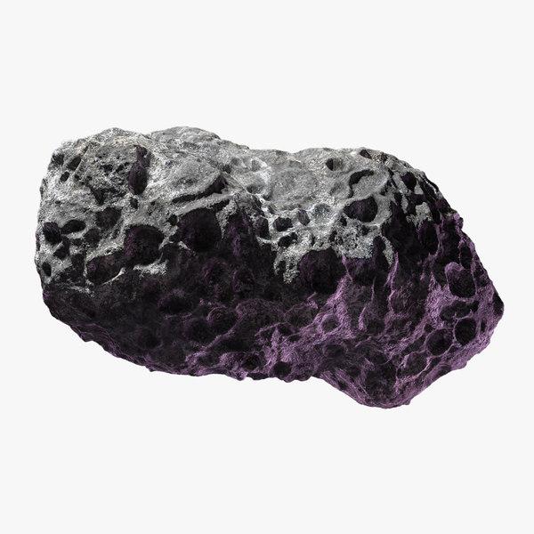3d model asteroid 06