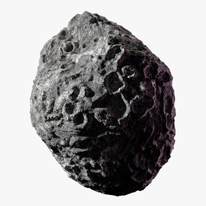 c4d asteroid 07