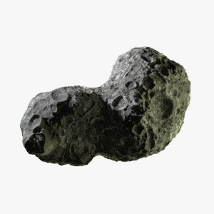 asteroid 13 3d model