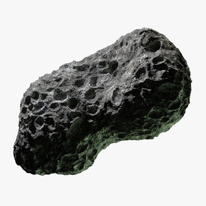 asteroid 15 3d max