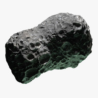 asteroid 17 3d max