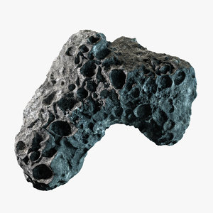 asteroid 20 3d c4d