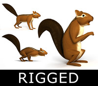 Squirrel-Rigged