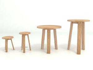 tim tom tables stools max