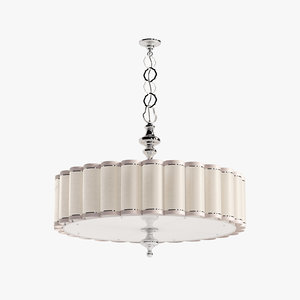 global fluted pendant enormous max
