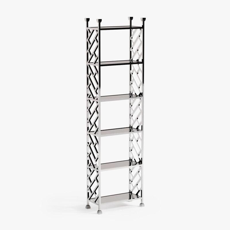 3d model eichholtz cabinet skyler
