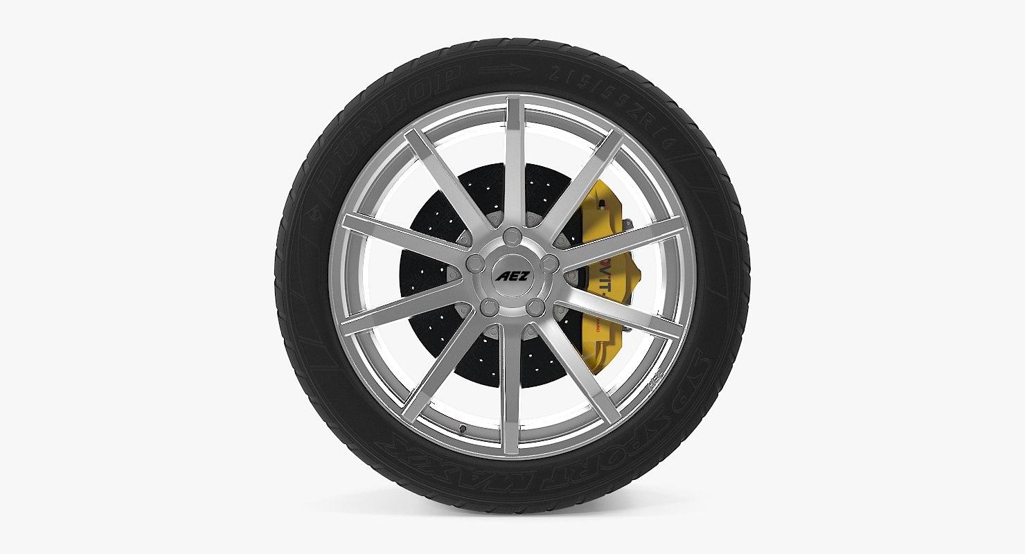straight shine disk car wheel max