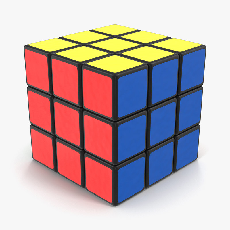 3ds rubiks cube