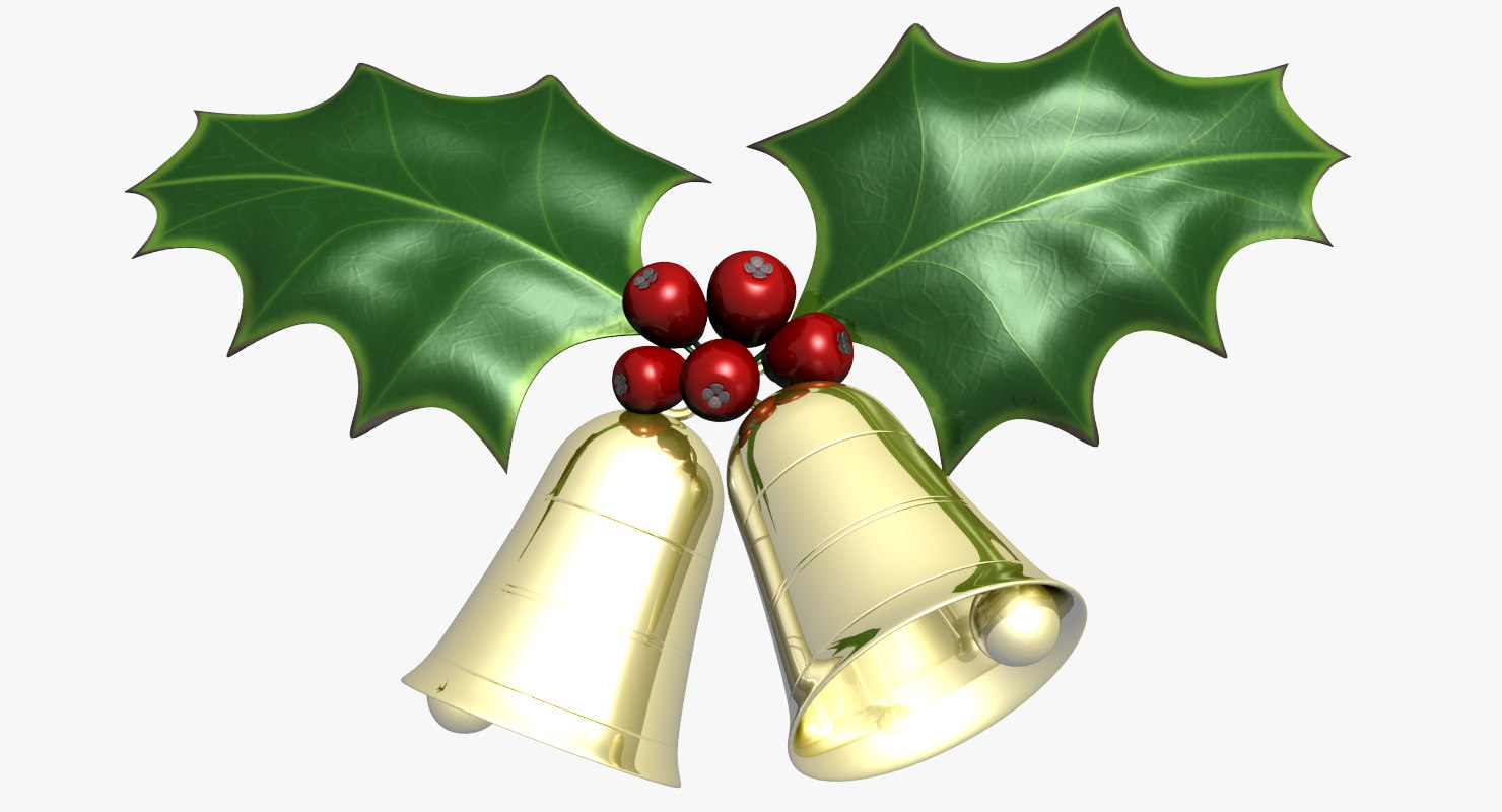 christmas ornament 3d model