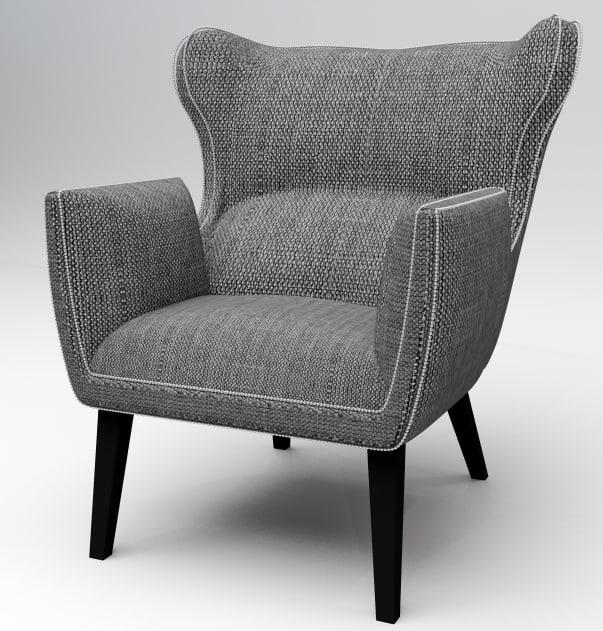 3d chair-01