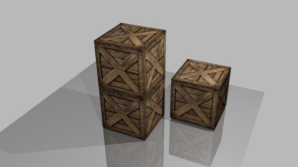 box 3d 3ds