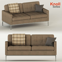 florence knoll 3d max