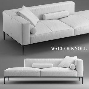 sofa jaan living 3d obj