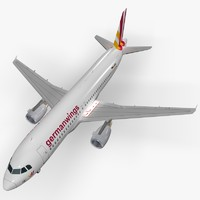 airbus germanwings 3d 3ds