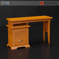 dall agnese table 3d model